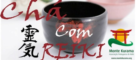 Chá com Reiki no Porto