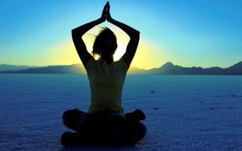 """Meditação """"é fundamental"""""""