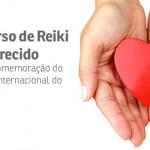 Curso de Reiki oferecido na comemoração do Dia Internacional do Reiki