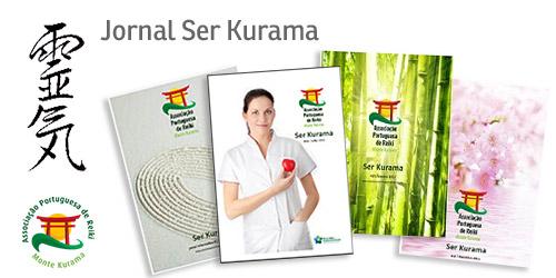 Jornal Ser Kurama - Jornal de Reiki