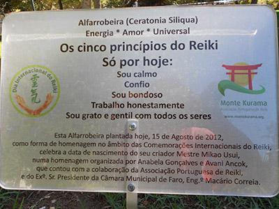 A Árvore do Reiki