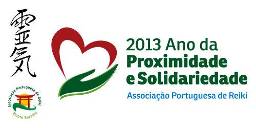2013 Ano da Proximidade e Solidariedade