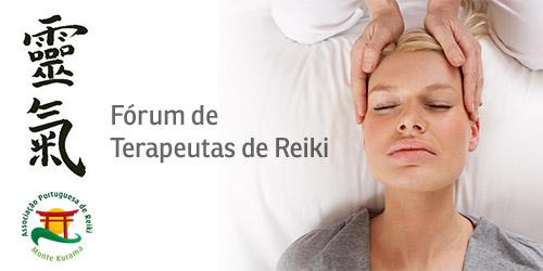 Fórum de Terapeutas de Reiki