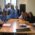 Palestra de Reiki na Unidade de Oncologia do Hospital de S. Sebastião