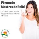 Criado Fórum de Apoio a Mestres de Reiki