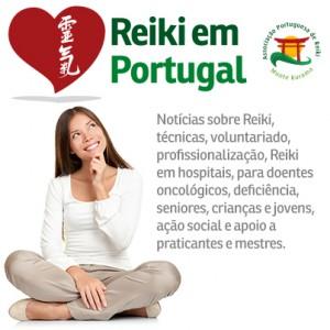 Reiki em Portugal - APR Associação Portuguesa de Reiki