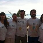 Auto-Reiki em Tavira juntou praticantes com coração aberto