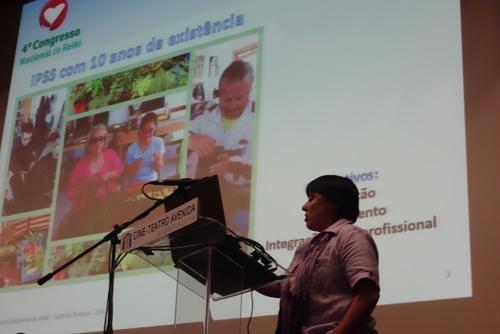 Núcleo de Sintra apresenta resultados de projeto de Reiki na deficiência