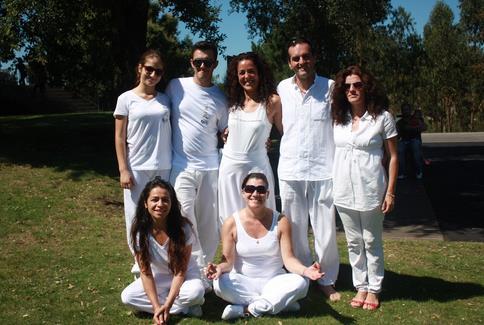 Caminhada na Maia na comemoração do Dia Internacional do Reiki