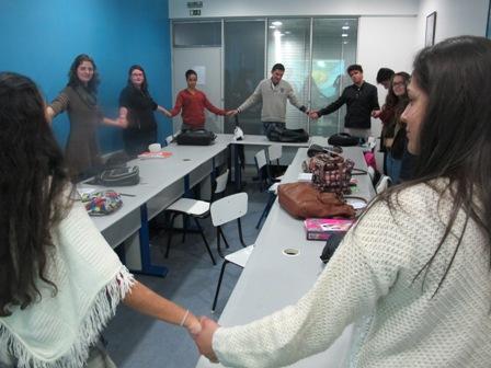 Juventude Positiva regressou ao IEDP em Lisboa