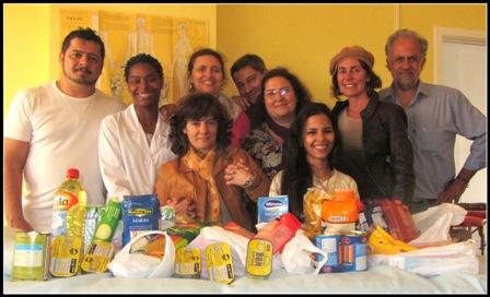 Bora Lá Reiki Solidário foi um sucesso