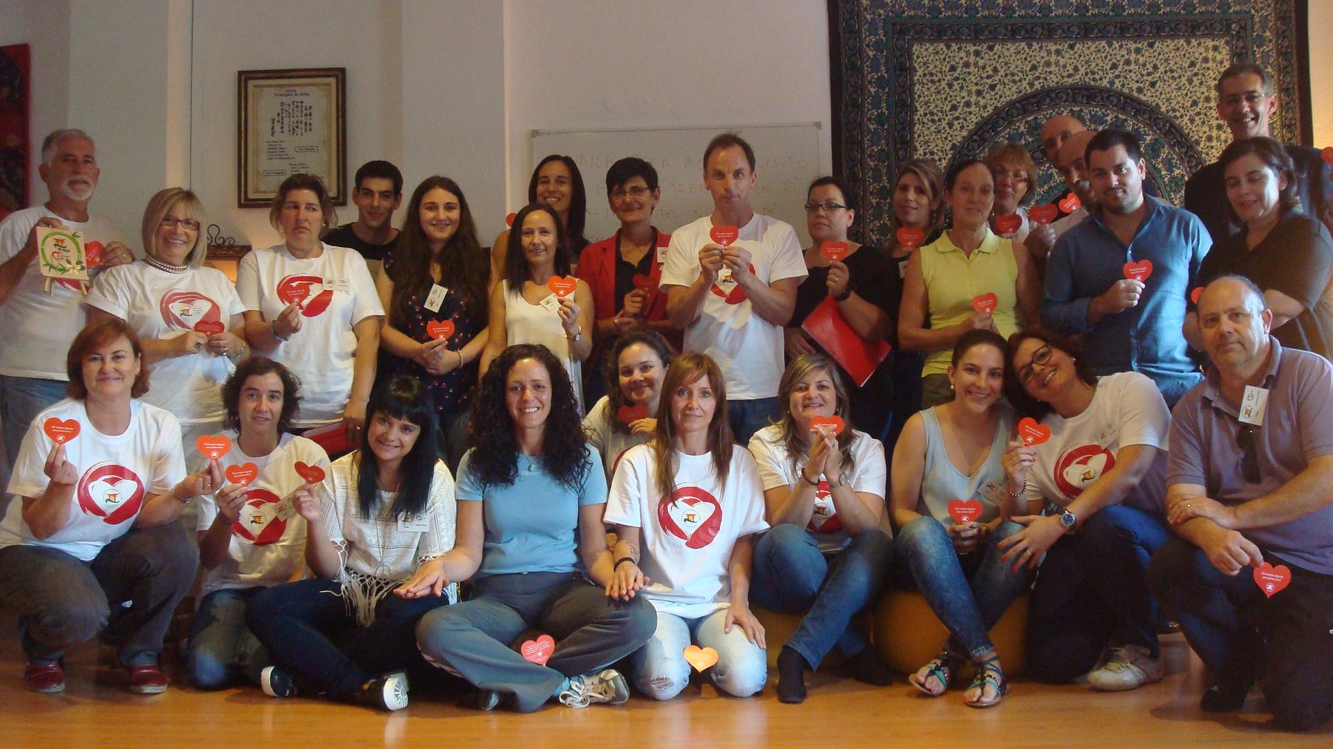Formação para Voluntários de Reiki em Braga