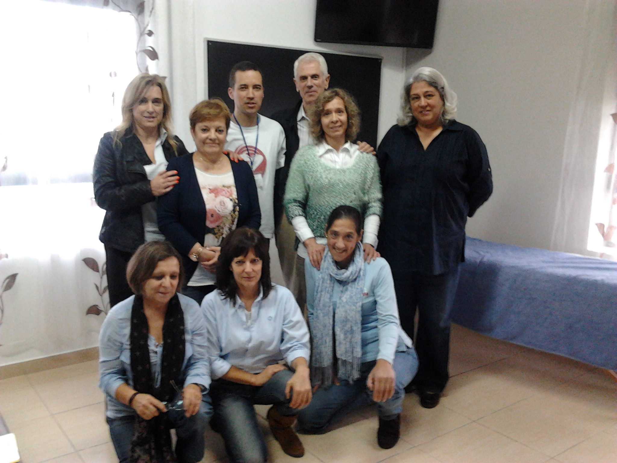 Formação de voluntários Reiki em Penafiel