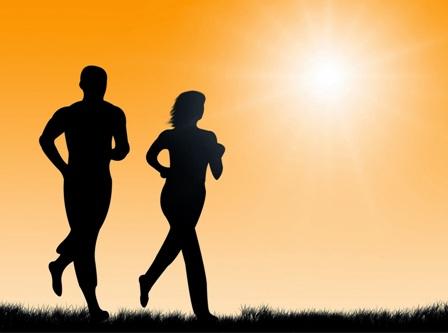 Correr e meditar com Reiki