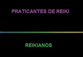A Linha que separa o praticante de Reiki do Reikiano