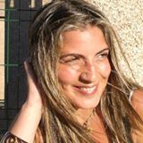 Teresa Ribeiro, gestora e dinamizadora do projecto com a UCIF