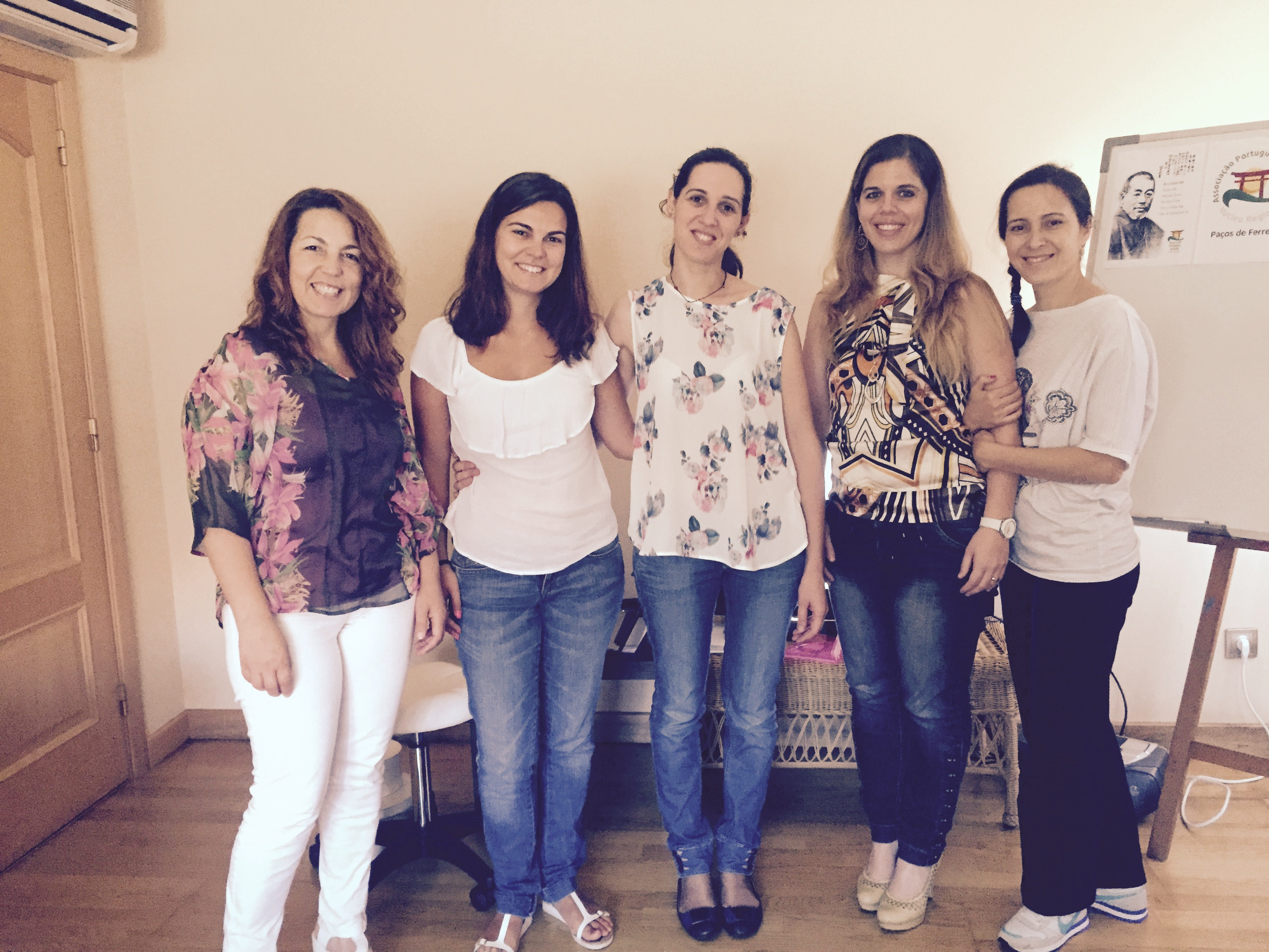 Workshop CUIDAR de MIM realizado pelo Núcleo de Paços de Ferreira