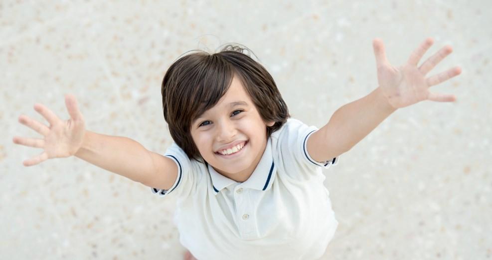 Feliz Dia da Criança, com muito Reiki