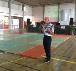 Sr. Mario Pinto orgão da direcção da casa Acreditar Coimbra, explica o projeto Ser e Crescer Barnabé e fala da Acreditar Coimbra