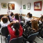 Workshop Cuidar de Quem Cuida CHTVS