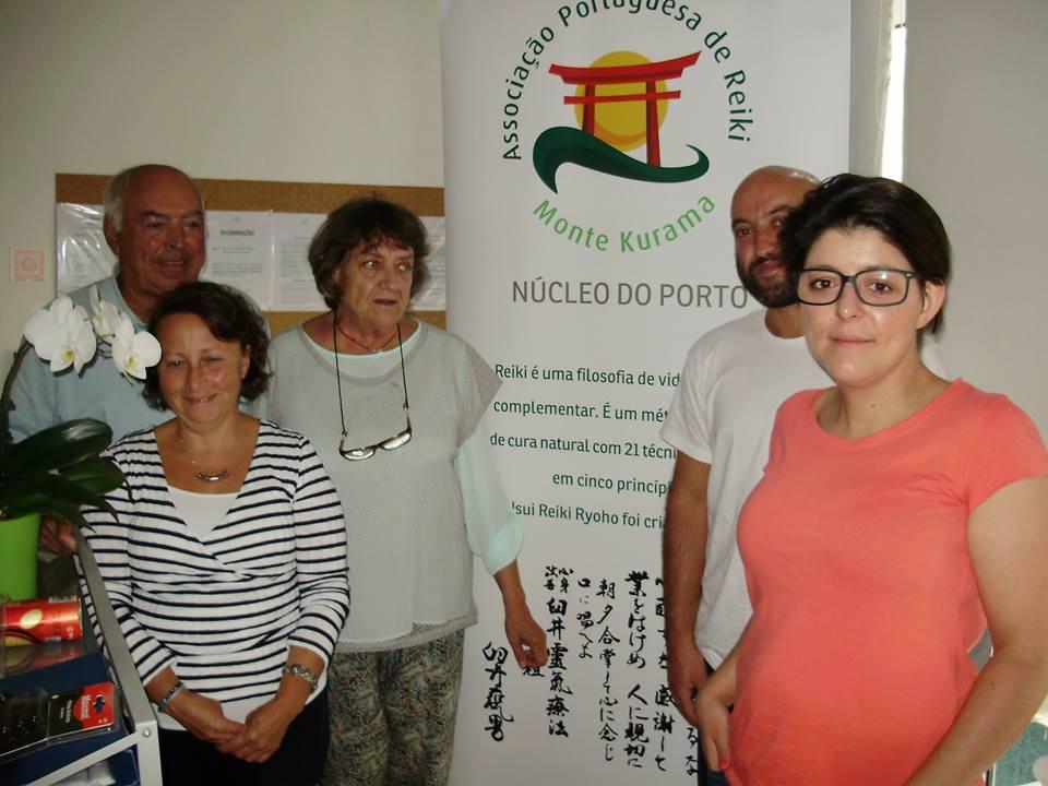 Partilha de Voluntários de Reiki – Porto