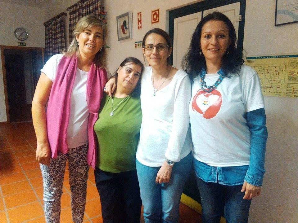 Sessão de Esclarecimento na <3ASSOCIAÇÃO 29 DE ABRIL em MONTEMOR-O-NOVO (Voluntariado de Reiki para apoiar pessoas portadoras com deficiência mental/física)