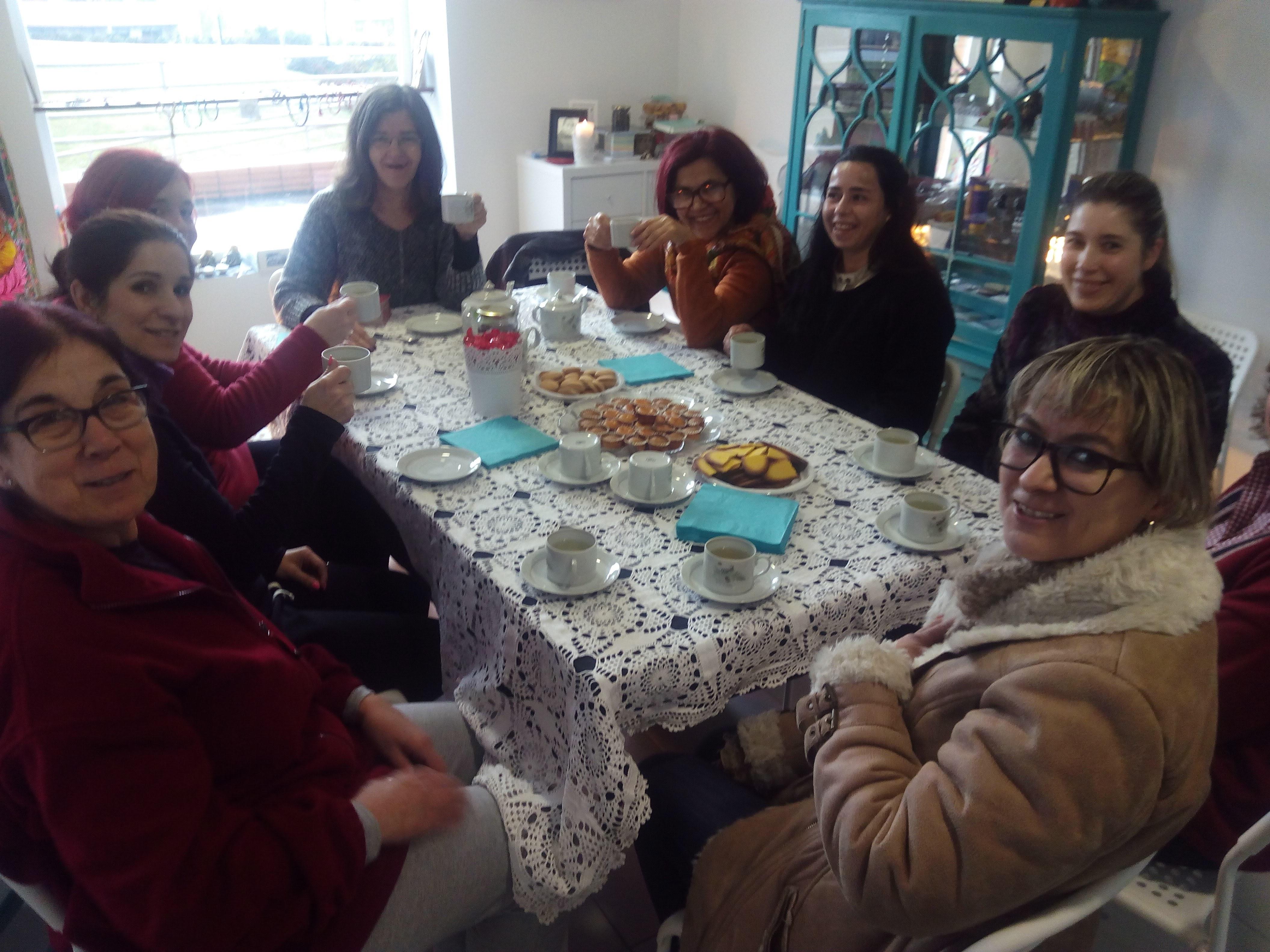 Chá com Reiki em Vila Real