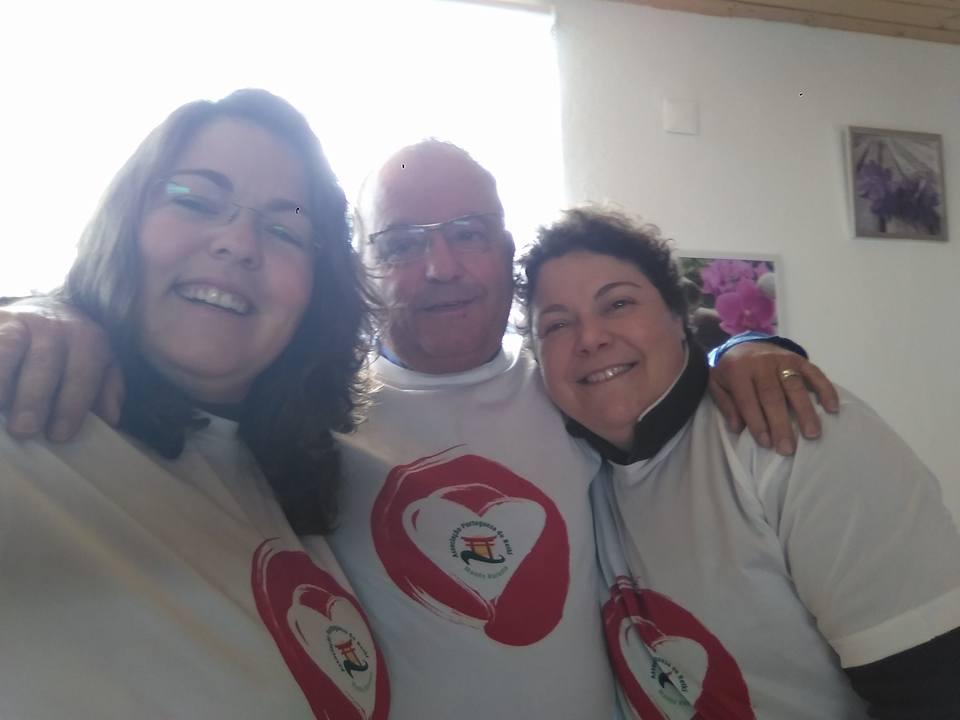 Voluntariado Reiki no Centro Social de Alferrarede