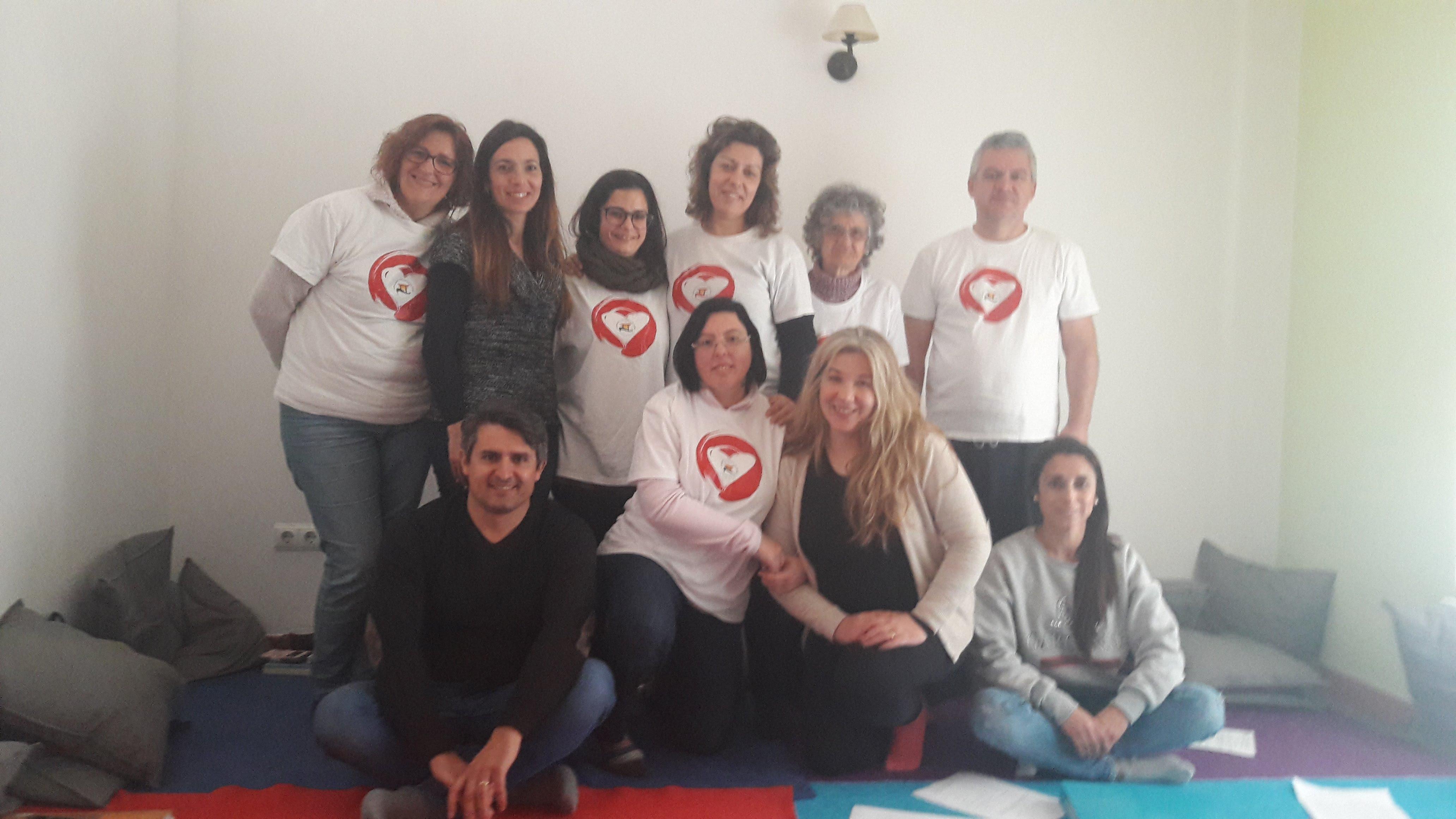 Reunião de Voluntários – Núcleo de Tavira