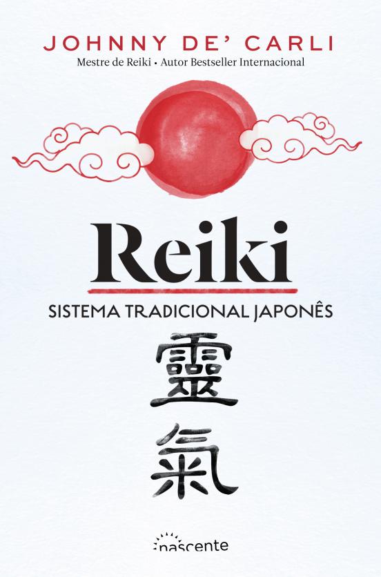 Entrevista a Johnny De' Carli sobre o livro Reiki: Sistema Tradicional Japonês