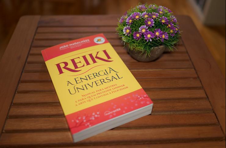 Entrevista a João Magalhães autor de Reiki A Energia Universal