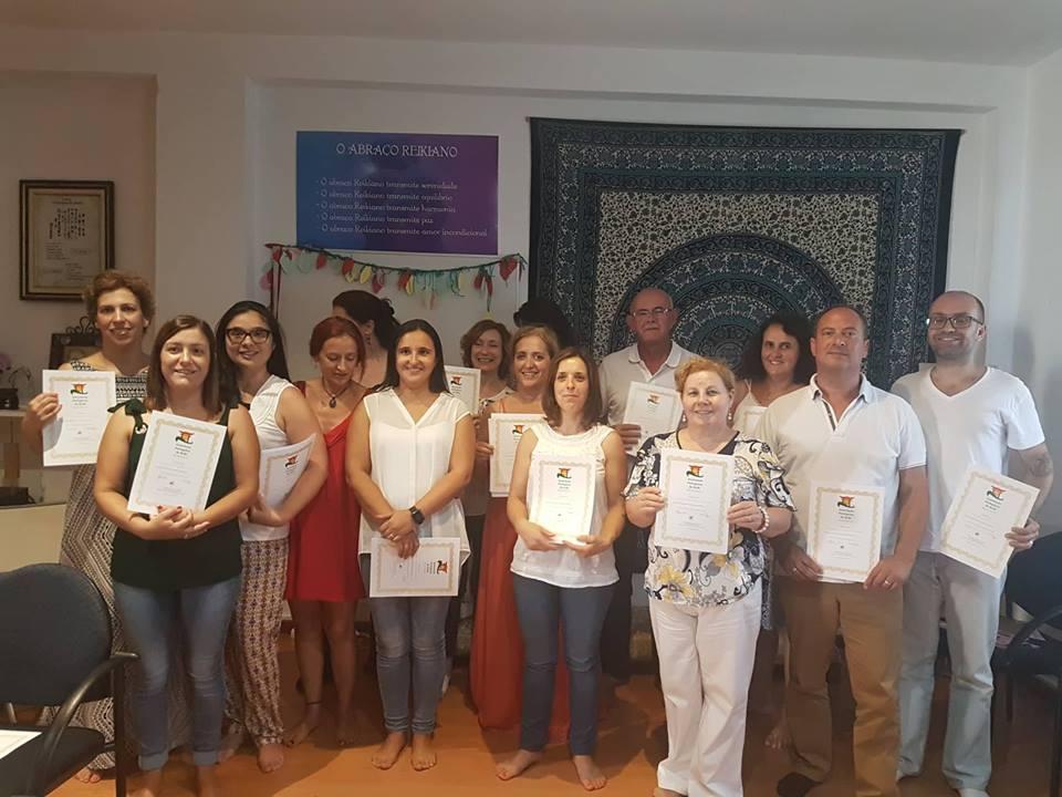 Comemoração Dia Internacional Reiki – Núcleo Braga