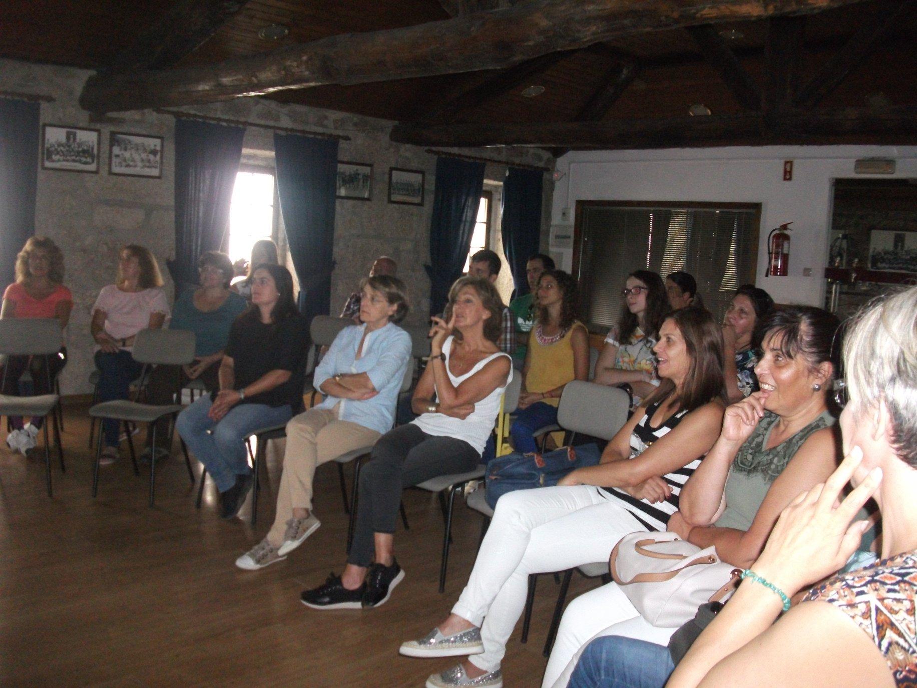 Núcleo da Covilhã participa na 1º Mostra de Terapias Alternativas