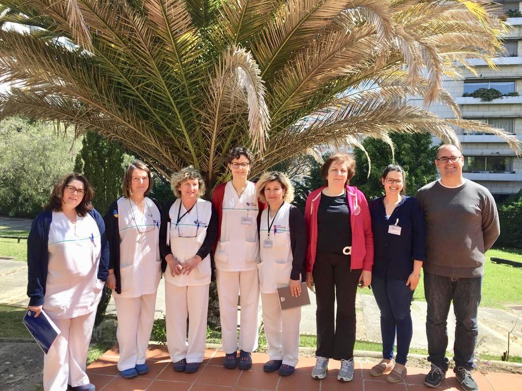 Reiki e Saúde Mental na Clinica Psiquiátrica de São José