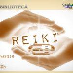 Sessão de esclarecimento sobre o Reiki em Castelo de Paiva