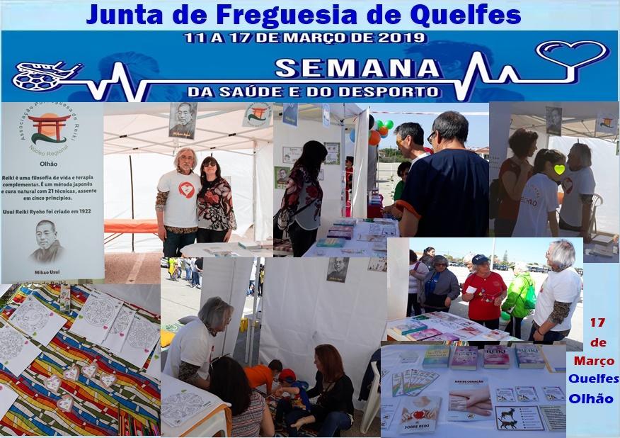 II Semana da Saúde e do Desporto em Quelfes