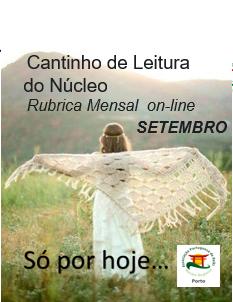 Cantinho de Leitura do Núcleo do Porto – Setembro