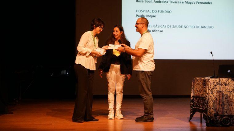 O trabalho de Fernanda Afonso nas Unidades Básicas de Saúde – Prémio Cátia Arnaut de Inovação Reiki em Hospitais