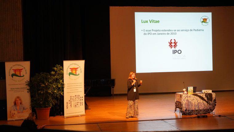 Testemunho de Teresa Queiroz Barros sobre a participação no X Congresso Nacional de Reiki