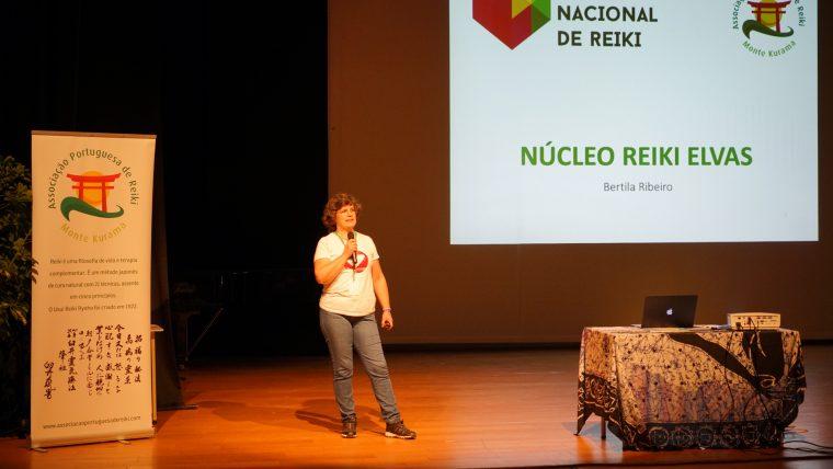 O trabalho do Núcleo de Reiki de Elvas em apresentação no X Congresso Nacional de Reiki – um testemunho de Bertila Ribeiro