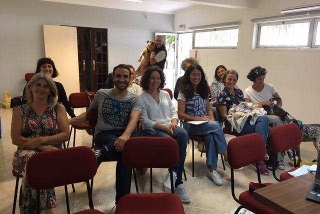 Workshop de Reiki em Animais em Tavira