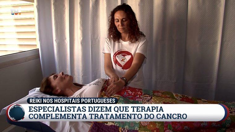 Reiki no Hospital de Faro, no tratamento a pessoas com doença oncológica