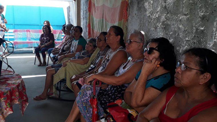 Unidade Básica de Saúde da Família promove práticas integrativas