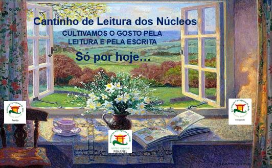 Cantinho de Leitura dos Núcleos Porto, Penafiel e Ermesinde