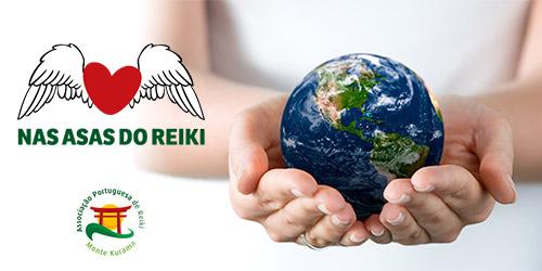 Nas Asas do Reiki - Projecto de Reiki à Distância