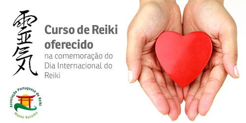 Curso de Reiki oferecido