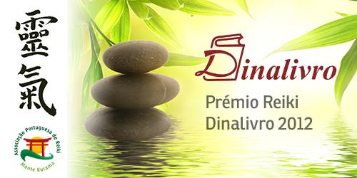 Prémio Reiki Dinalivro 2012