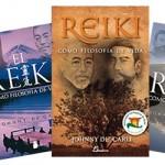 Reiki como Filosofia de Vida, novo livro de Johnny De' Carli