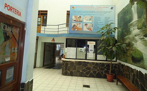 Reiki Hospital Bolivia