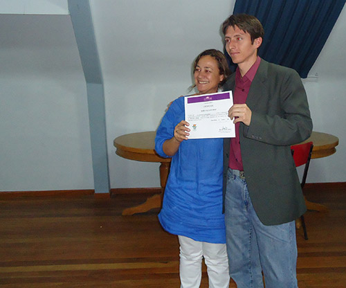 Reiki Hospital na Bolivia